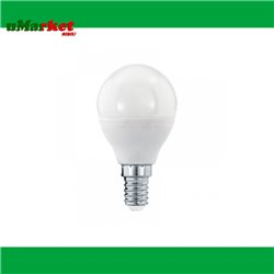 BEC E14 LED 5W SILVER LED SFERIC LC