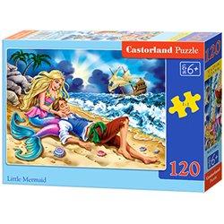 CASTORLAND PUZZLE 120PCS