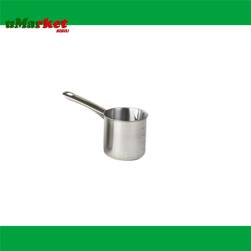 IBRIC INOX 10CM 450 ML
