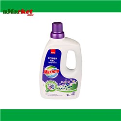 SANO MAXIMA POWER GEL SPRING FLOWERS 3L