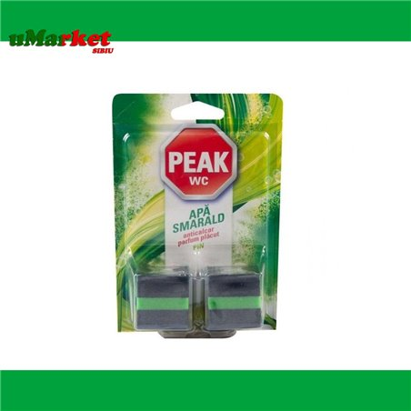 PEAK WC OD TOALETA PIN 2X50G