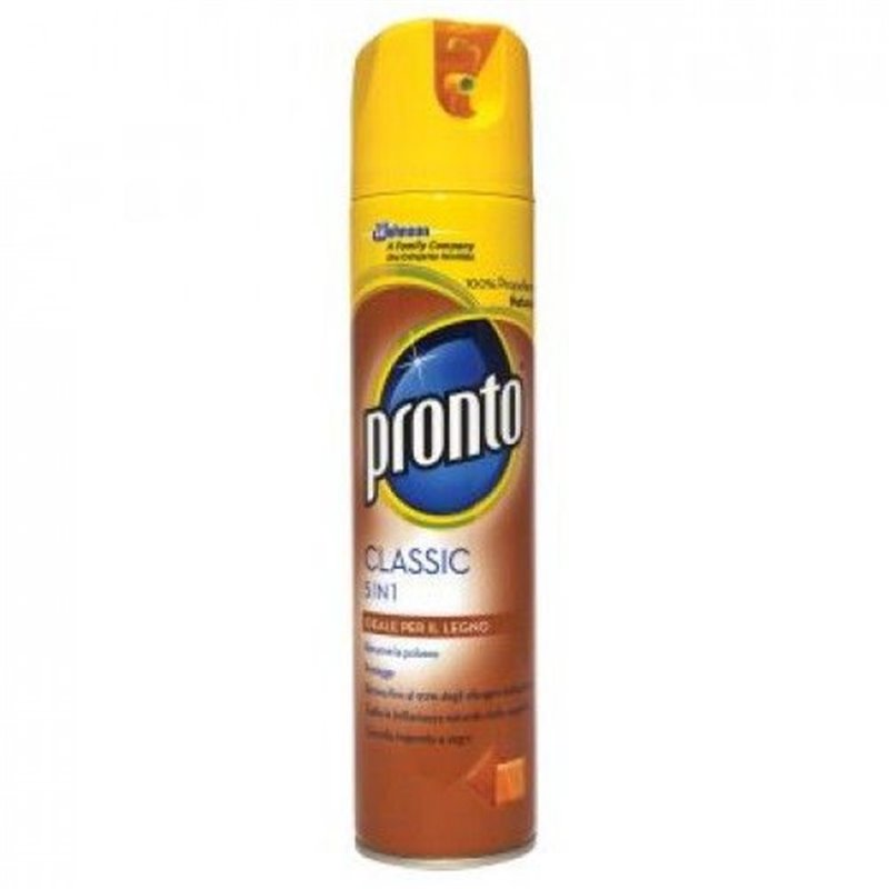 PRONTO SPRAY MOBILA 300ML