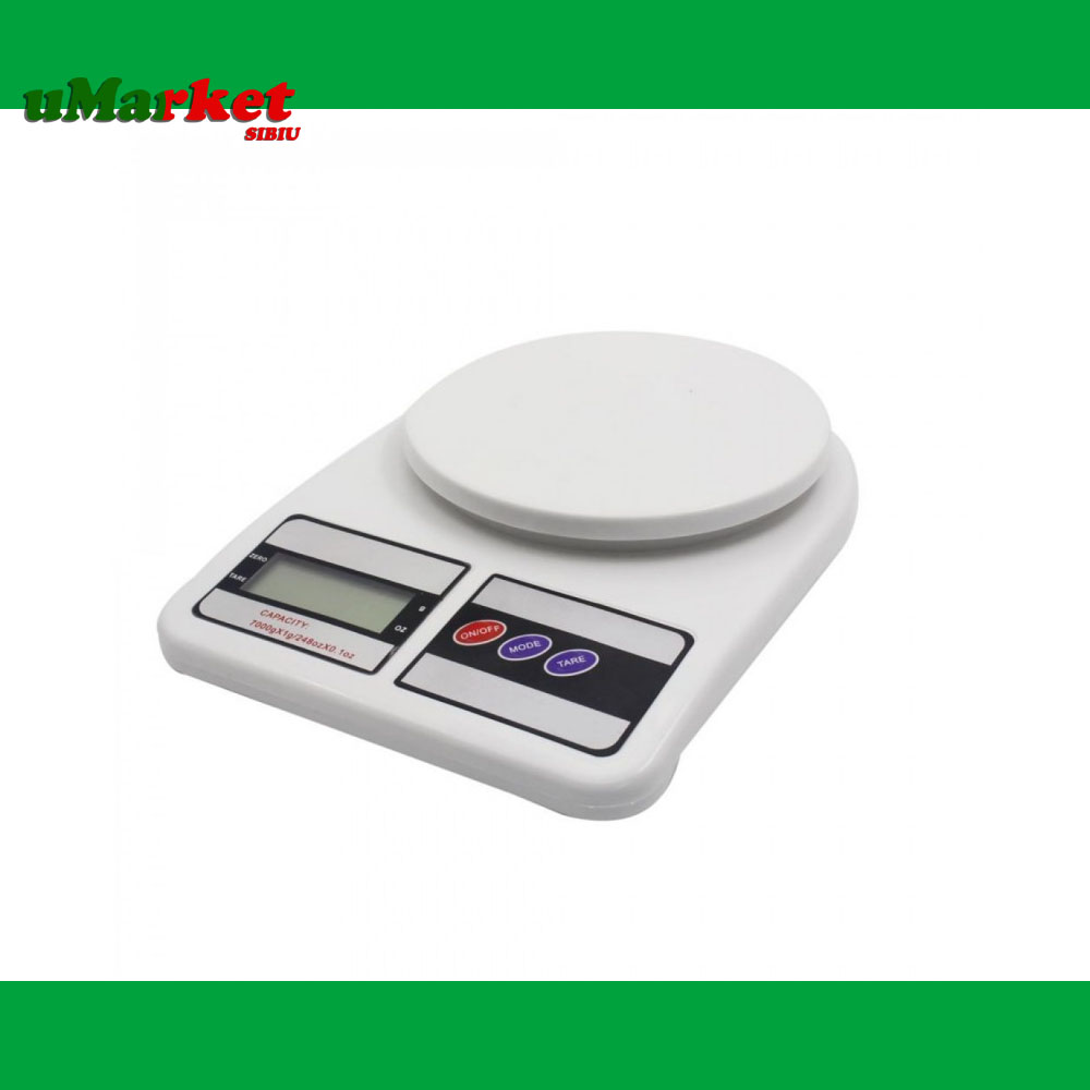 CANTAR BUCATARIE ELECTRONIC 7KG SP-1651-E