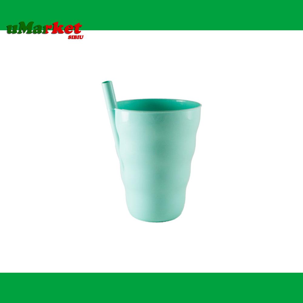 PAHAR PLASTIC CU TUT INCORPORAT GONDOL G259