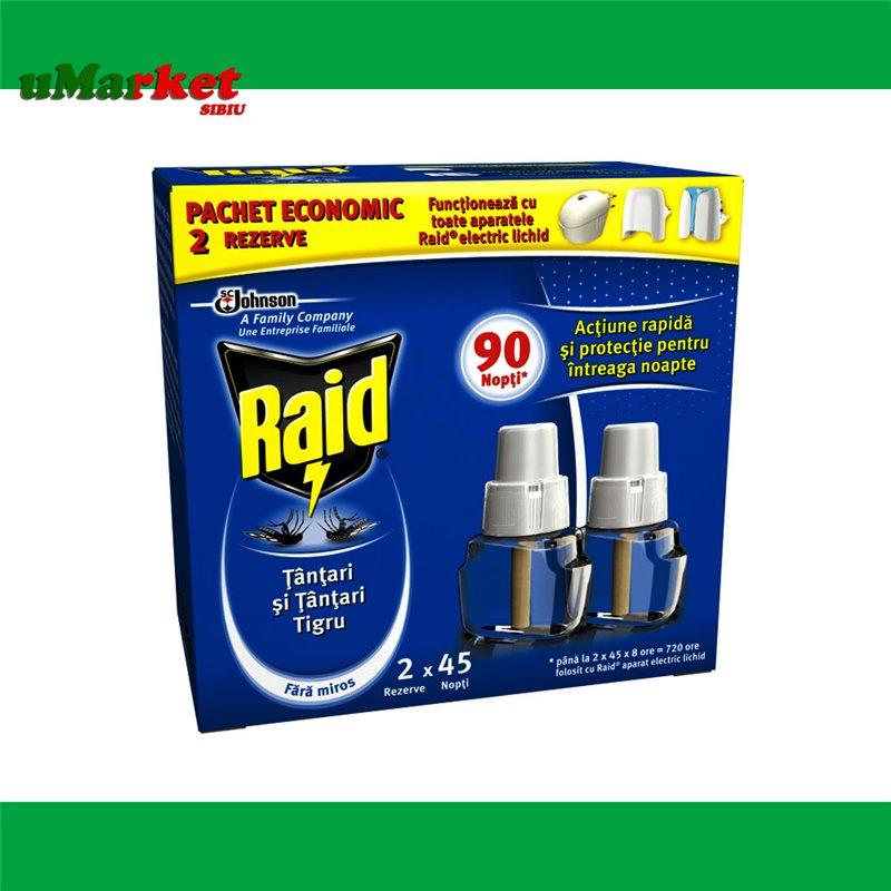 RAID SET 2 REZERVE LICHIDE 2X27ML