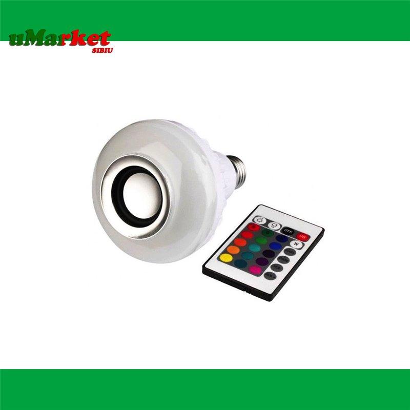 GELUX BEC E27 LED RGB+BLUETOOTH